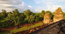 Free Pre Rup Angkor Stock Image - 19319451
