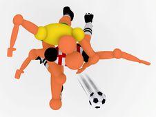 Free Soccer_v4 Stock Images - 19319484