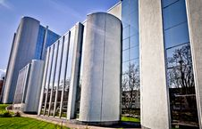 Free New Office Building In Business Center Royalty Free Stock Image - 19319706