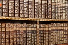 Free Old Antique Books Royalty Free Stock Image - 19319946