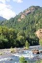 Free Elwha River, Olympic National Park, Washington Stock Images - 19325444