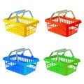Free Shopping Basket Royalty Free Stock Images - 19328029