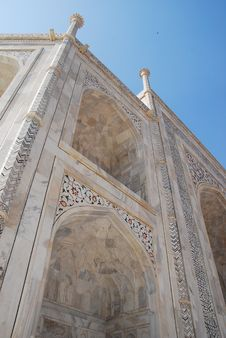 Free Taj Mahal, India Stock Photo - 19320540