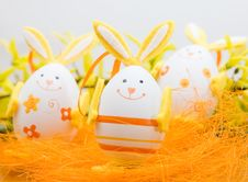 Free Easter Eggs Stock Image - 19320831