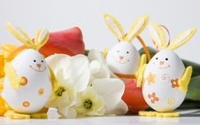 Free Easter Eggs Stock Photo - 19320870