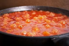 Free Bolognese Sauce Stock Photography - 19321052