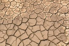 Free Cracked Soil Stock Image - 19321811