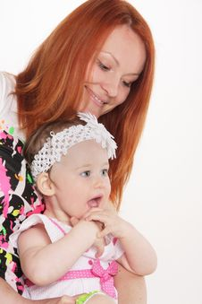 Free Mother And Daughter Royalty Free Stock Photo - 19323115