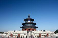 Free Tian Tan (Sky Alter) Royalty Free Stock Photo - 19323315