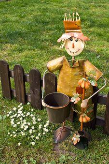 Free Scarecrow Stock Image - 19323941