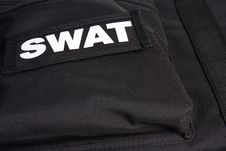 Free SWAT Armor Suit Royalty Free Stock Image - 19324116