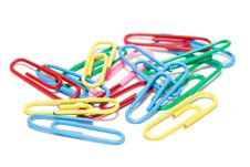 Free Paperclip Stock Photography - 19326022