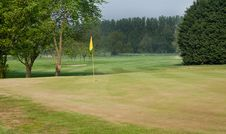 Free Golf Green And Fairway Stock Photo - 19326040