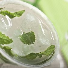 Free Mojito Close Stock Images - 19326414