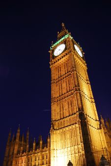 Free Big Ben Royalty Free Stock Images - 19326739