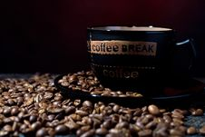 Free Coffee Royalty Free Stock Photography - 19326827