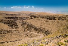 Free Canyon In Maroccan Mountains Royalty Free Stock Photography - 19327477