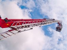 Free Ladder Fire Engine 2 Stock Photo - 19327810