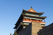 Free The Zhengyang Gate Stock Image - 19328911