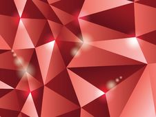 Free 3d Polygon Royalty Free Stock Images - 19329329