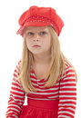 Free Unhappy Little Girl Stock Photography - 19331792