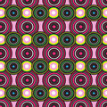 Free Abstract Colorful Circles Pattern Stock Images - 19333514