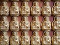 Free Small Buddha Statue In Rows Stock Photo - 19333950
