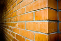 Free Close-up Details Of An Orange-brown Brick Wall. Stock Photography - 19337272