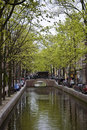 Free Canal In Amsterdam Stock Photos - 19339323
