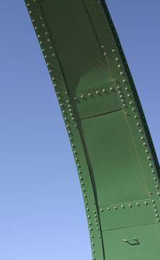 Free Green Crane Royalty Free Stock Photo - 19330065