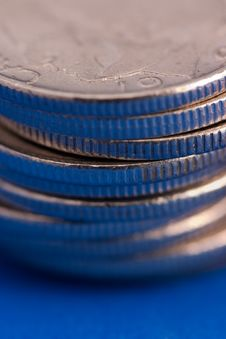 Free Coins Stock Photography - 19331232