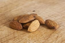 Free Heap Of Almond Royalty Free Stock Photos - 19331788