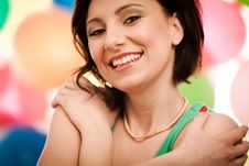 Lovely Smile Royalty Free Stock Image