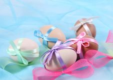 Free Easter Eggs Royalty Free Stock Photos - 19332158