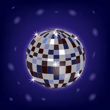 Free Disco Ball Stock Images - 19332424