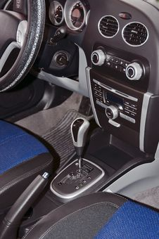 Free Car Interior Royalty Free Stock Photos - 19333648