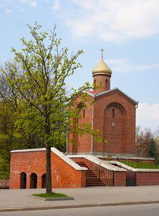 Small Chapel Royalty Free Stock Image