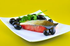 Free Part Of The Pink Salmon Stock Photos - 19334383
