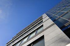 Modern Architecture Detail Stock Photo