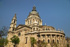 Free St Stephen S Basilica Stock Photography - 19335832
