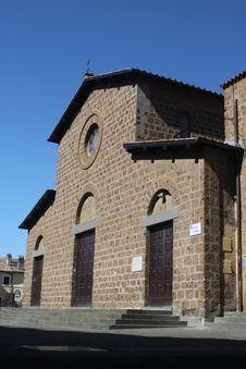 Free Church Of Santa Maria Maggiore Stock Photo - 19336310