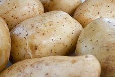 Free Potatoes Royalty Free Stock Images - 19336699