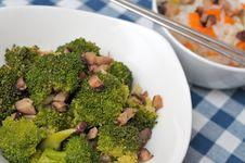 Free Healthy Broccoli Delicacy Stock Photos - 19337283