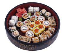 Free Sushi Stock Photo - 19337390