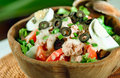 Free Moroccan Mediterranean Salad Style Stock Photography - 19340542