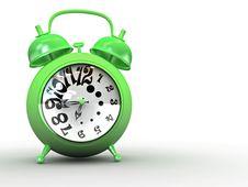 Free Alarm Clock Royalty Free Stock Image - 19341986
