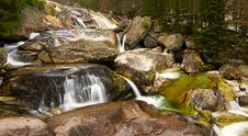 Free Mountain Little River Stock Images - 19342174