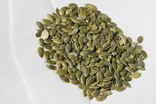 Free Pumpkin Seeds Stock Photos - 19345703
