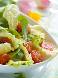 Free Salad Stock Photography - 19347122
