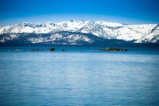 Free Mountain Lake Royalty Free Stock Images - 19347329